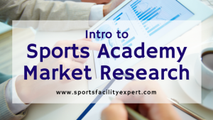 market research for sports academies