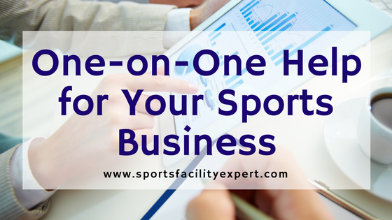 Sports facility consulting